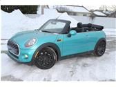 Mini 3 Door Cooper Convertible CUIR/GPS/MANUELLE
